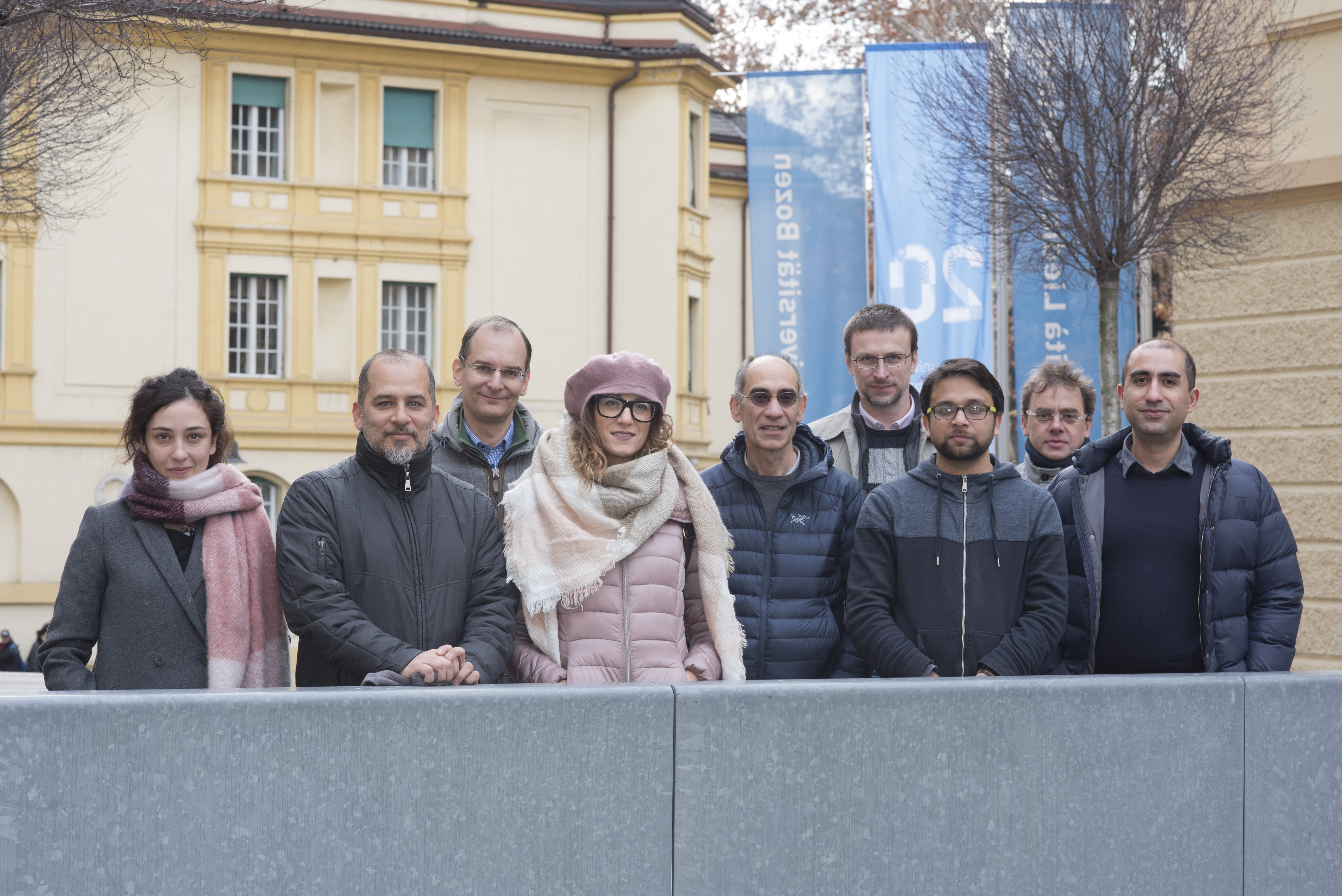 Projekt Groups Faculty Of Informatics 2017