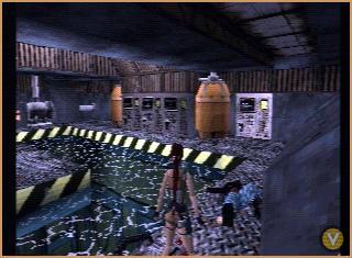 GameSpot's Tomb Raider II Survival Guide - Diving Area - Secret 2